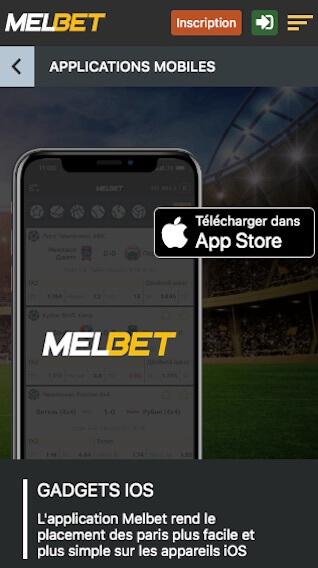 app melbet download