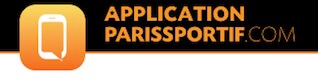 mini logo application parissportif