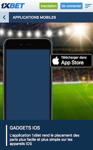 1xbet app download ios android apk