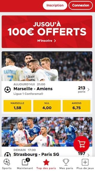 paris betclic app but ligue 1