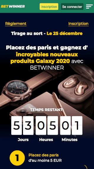 betwinner paris football concours